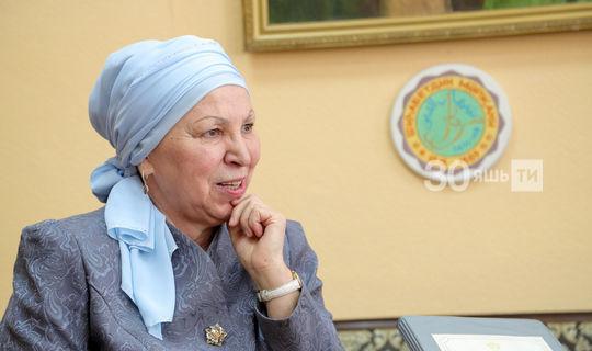 Камәрия Хәмидуллина: Президент тарафыннан милли мәгарифкә зур игътибар бирелгән