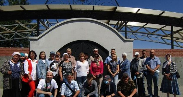 Muslims of Magnitogorsk conducted a field trip to the historic sites of Troitsk