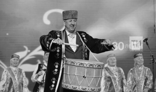 Памяти Ферита Абдулловича Гибатдинова…