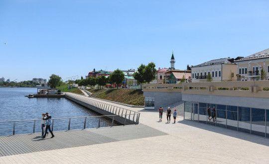 На набережной озера Кабан откроется разговорный клуб татарского языка