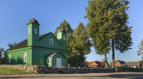 Tatar village Krushinyany in Poland will be taken under special protection of the state