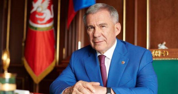 Рөстәм Миңнехановның сайлау штабы ачылды