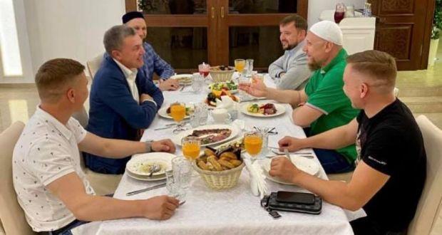 Постоянный представитель Республики Татарстан в городе Санкт-Петербурге обсудил вопросы развития халяльного бизнеса в регионе