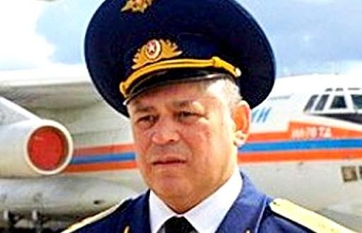 В Москве ушел из жизни создатель и руководитель авиации МЧС России Рафаиль Закиров