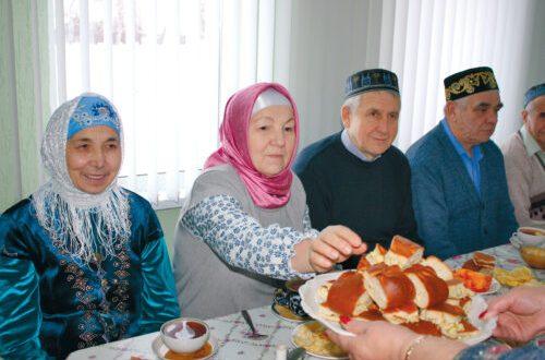 Кая барма, анда – үз татарыбыз