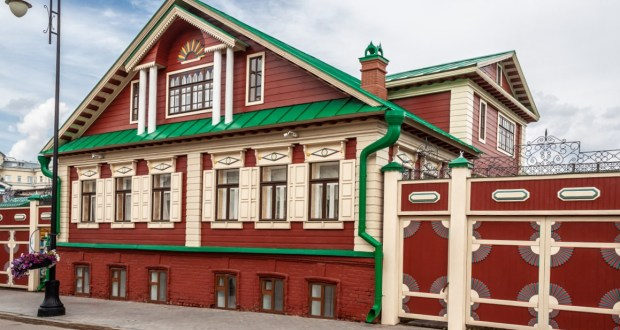 The manor of the merchant Mullin will open for visitors at the Old Tatar settlement