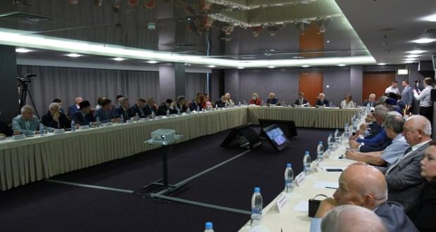 ФОТОРЕПОРТАЖ: Заседание Национального Совета Всемирного конгресса татар