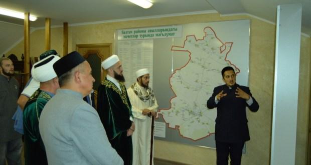 В Балтасинском мухтасибате начал работу музей просвещения