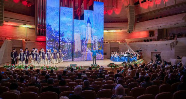 Яркая и красочная неделя Татарстана в Москве
