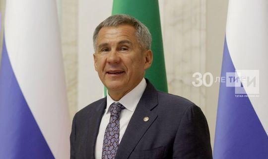 Рустам Минниханов обозначит дальнейший курс развития Татарстана в послании Госсовету