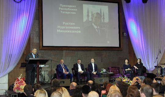 Рөстәм Миңнеханов алтынчы тапкыр Мәскәү яшьләре форумында катнашачак