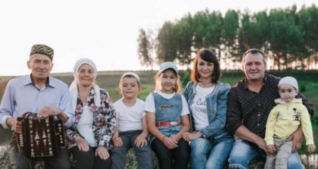 Чета Загидуллиных победила во Всероссийском конкурсе «Семья года»