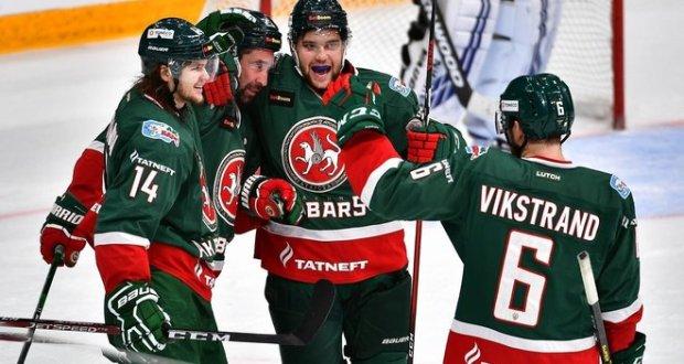 ТНВ и «ТНВ Планета» покажут все матчи «Ак Барса» в сезоне КХЛ