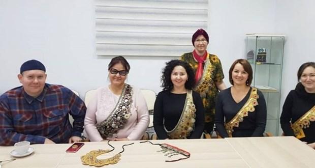 Башкортстанда татар костюмын торгызу-реставрацияләү турында сөйләштеләр