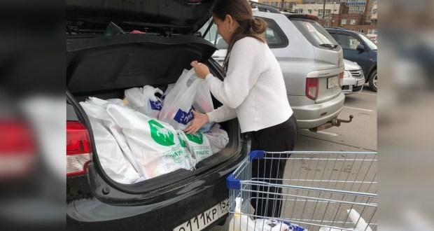 Активистки «Ак калфак» Нижегородской области совершили благотворительную поездку по татарским селам