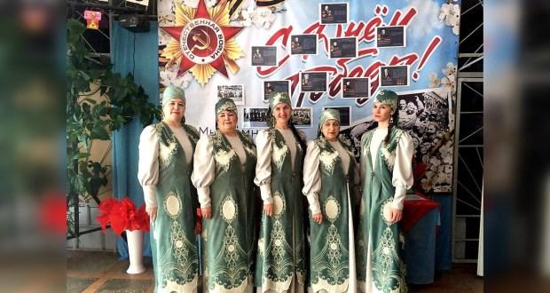 Пензенский татарский народный коллектив «Былбылым» — Заслуженный коллектив народного творчества!