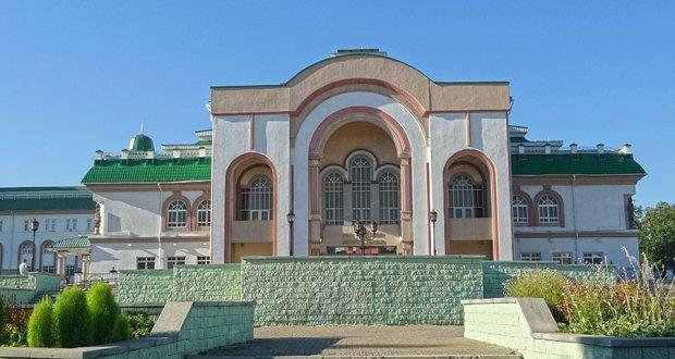 НУР Уфимский гос татарский театр в Уфе
