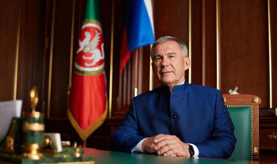 Рөстәм Миңнеханов губернаторлар репутациясе рейтингында беренче урында