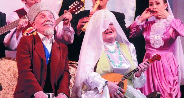 В «Ночь искусств» будет показан спектакль «Хаджи эфенди женится» по пьесе Ш.Камала