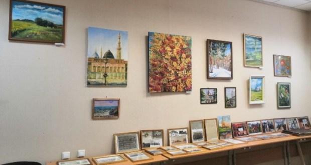 В Аксубаевском музее открылась выставка талантливого художника