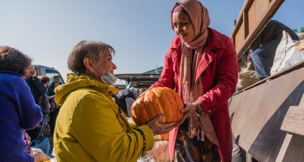 Как прошел День гушр-2020 в Татарстане: нуждающиеся получили около 1 000 000 кг продовольствия