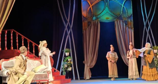 """A new season has opened at the Ufa State Tatar Theater """"Nur"""""""