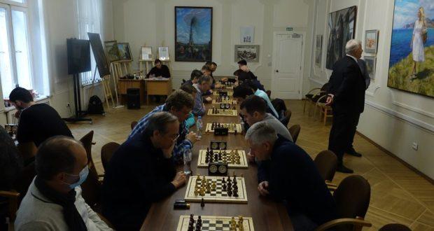 Команда ТНКА стала победителем шахматного турнира