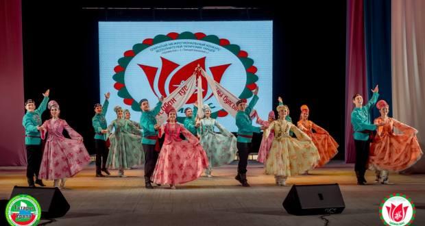 Начинается прием заявок на участие в Межрегиональном конкурсе исполнителей татарских танцев «Шома бас» («Танцуй веселей»)