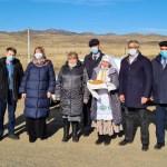 Василь Шайхразиев посетил село Усть-Кяхта в Бурятии