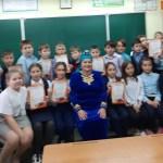 Тубыл шәһәрендә Бөек Җиңүнең 75 еллыгына багышланган рәсемнәр бәйгесенә нәтиҗә ясадылар