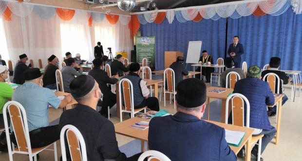 В Тюмени стартовали курсы повышения квалификации для руководителей мусульманских религиозных организаций