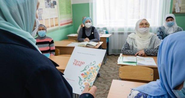Как учат татарскому языку в мечетях