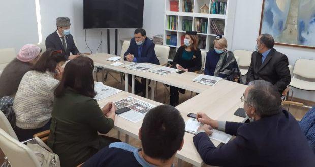 Уфада Башкортстан татарлары конгрессы әгъзалары утырышы узды