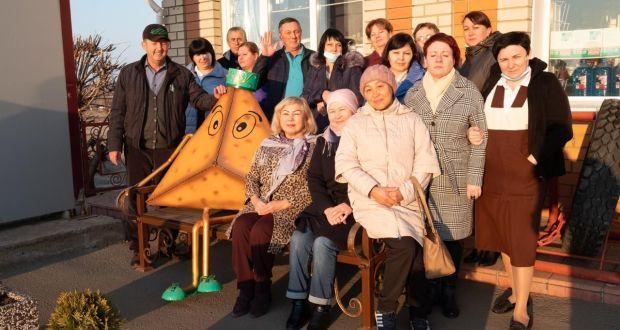 Monument to Echpochmak unveiled in Tatarskaya Kargala village