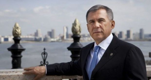 President of the Republic of Tatarstan R.N. Minnikhanov