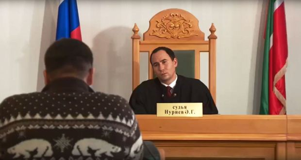 На телеканале «Россия 1» стартует первое юридическое шоу на татарском языке «Хокемдар»