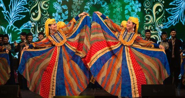 Ансамбль песни и танца Татарстана выступит в Москве
