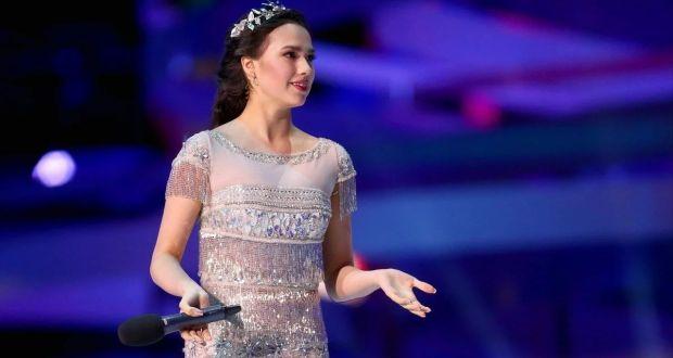 Алина Загитова: Я буду учиться на продюсера