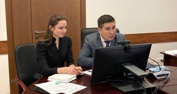 Данис Шакиров Кыргызстан Республикасының «Туган тел» берләшмәсе әгъзалары белән очрашу уздырды