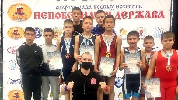 Ученики школы «Яктылык» стали победителями на спартакиаде боевых искусств