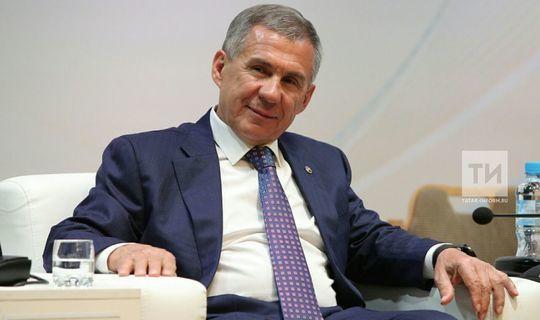 Рустам Минниханов возглавил обновленный национальный рейтинг губернаторов