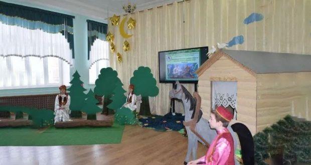 Состоялась премьера постановки «Шурале» детского школьного татарского театра «Нур»