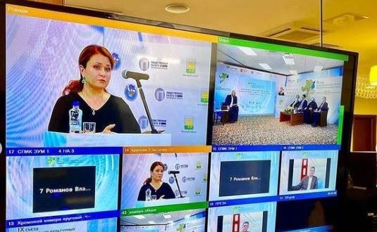 В Челябинске состоялся Съезд национально-культурных объединений Южного Урала