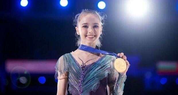 Камила Валиева выиграла пятый этап Кубка России по фигурному катанию