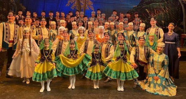 В Самарском театре Оперы и Балета прошёл концерт двух прославленных коллективов