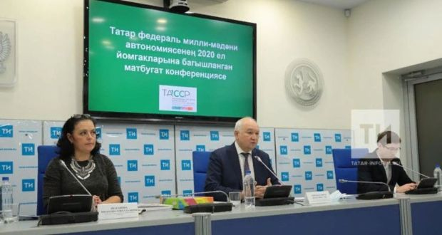 Chairman of the Federal National Cultural Autonomy of Tatars Ildar Gilmutdinov has summed up the results of 2020