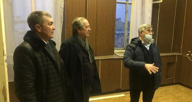 Санкт-Петербургта Татар милли-мәдәни мохтарияте өчен шәһәр үзәгендә бина бүлеп бирелгән