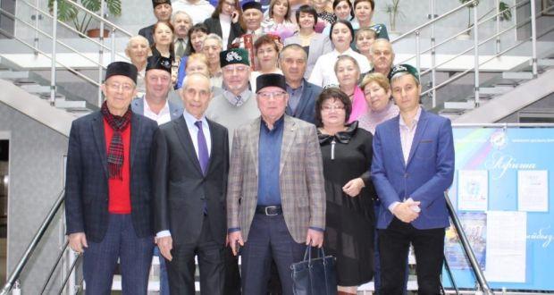 Түбән Кама шәһәрендәге татарлар узып баручы елга нәтиҗә ясады