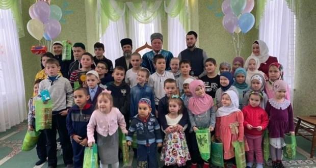Бөгелмәдә балалар арасында «Коръән көне» бәйгесе узды