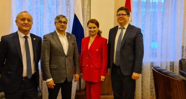 ФОТОРЕПОРТАЖ: Рабочая поездка Председателя Нацсовета ВКТ в Челябинскую область